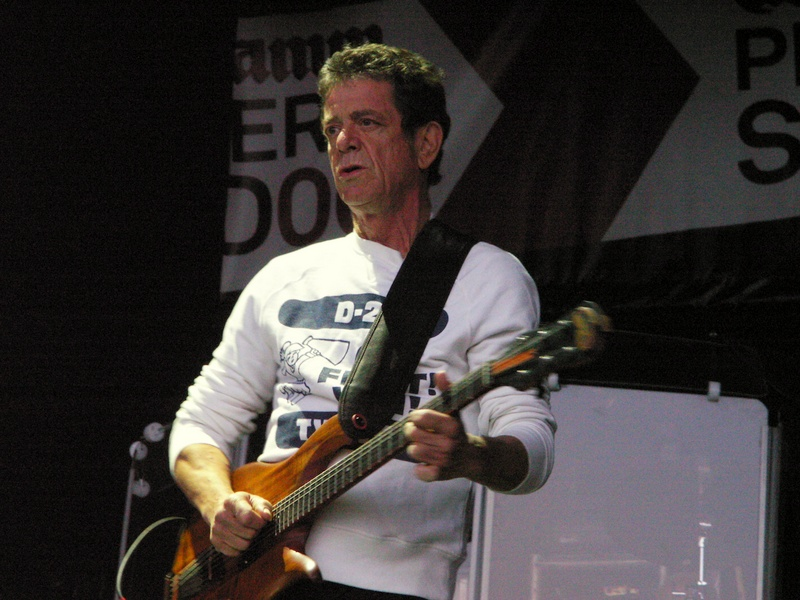 LOU REED, Primavera Sound 2006, Barcelona, Cat, 3 Juin 2006